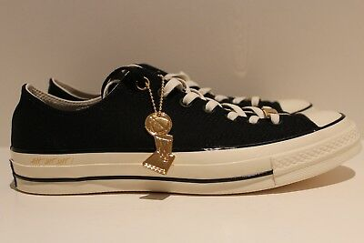 Converse Chuck Taylor All Star 70 Ox Bill Russell 30 And 40 Black Size 9  161408C 8bbdd3373