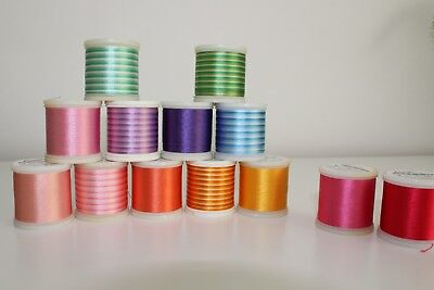 Madeira Rayon No.40 Machine Embroidery Thread 200m