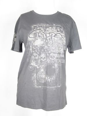 CRIPPER T-SHIRT L CHARITY; Trash Metal ANTHRAX KREATOR Holy Moses Evildead