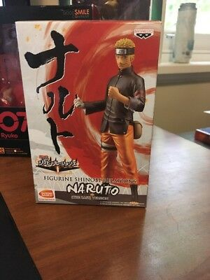 Naruto Figurine Shinobi Relations Banpresto