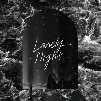 KNK-[Lonely Night] 3rd Single Album CD+Booklet+Card+K-POP Poster+Tracking
