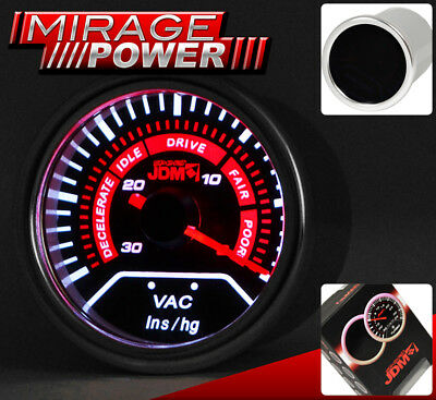 "2"" 52Mm Vacuum Gauge Dial Reading Forte Rio Sportage Sedona Passat Golf Rabbit"