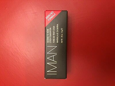 Iman Second To None Stick Foundation Clay Earth Sandw