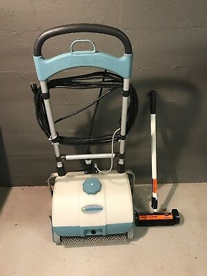 "Whittaker Smart Care Trio 15"" Inch Carpet Machine Extractor Great Shape."