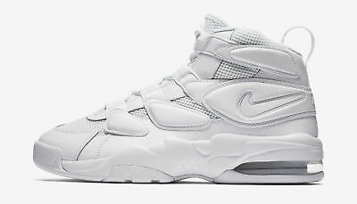 53123c64c7f5 Nike Air Max2 Uptempo  94 Triple White Pack 922934-100 New Men s Shoes Size