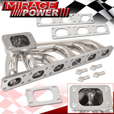 1992-1998 Bmw 3-Series E36 M3 M50 M52 T3 T4 Turbo Exhaust Manifold Stainless