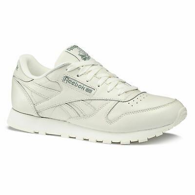 617963392cc9 REEBOK CLASSICS WOMENS Classic Leather GM Trainers Lucid Lilac ...