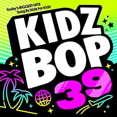 Kidz Bop 39 Cd - Kidz Bop Kids (2019) - New Unopened - Razor & Tie
