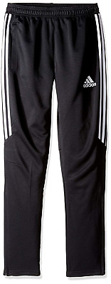 Adidas Youth Soccer Tiro 17 Training Pants, Ventilated For Kids, Warm Up, Sports