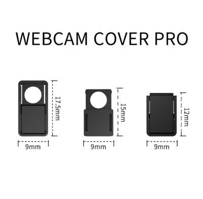 3Pcs Webcam Cover Ultra-Thin Slide Privacy Protector Camera Cover for Laptop Pho