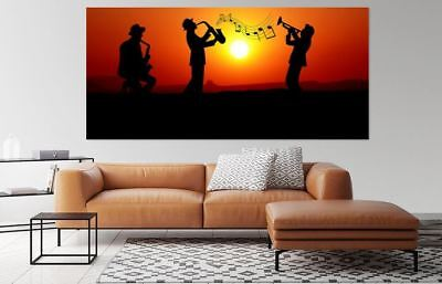 SUNSET SCENERY ART HOME WALL DECOR BEAUTIFUL PictureS Canvas choose your size