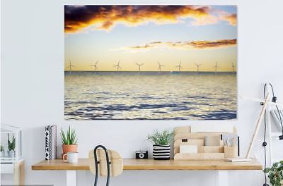 SEA BEACH SCENERY ART HOME WALL DECOR BEAUTIFUL PictureS Canvas choose your size