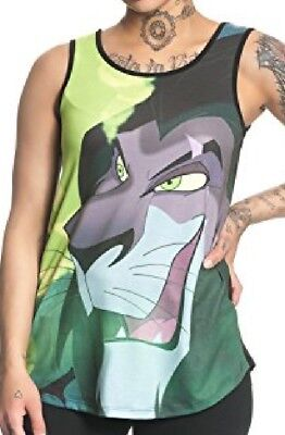 "Disney "" The Lion King  POISON TANK TOP  "" König der Löwen  Shirt, NEU, Gr. XL"
