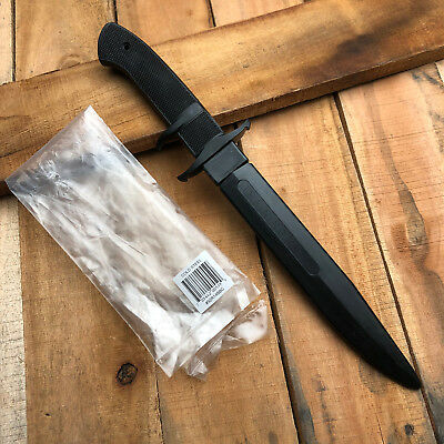 Cold Steel 92R14BBC Black Bear Rubber Training Practice Trainer Knife