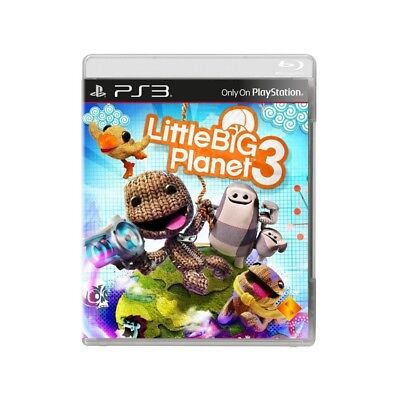 Juego Ps3 Little Big Planet 3 Ps3 4304793
