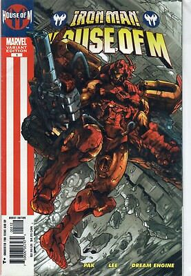 IRON MAN House of M #1 VARIANT 2005