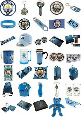 Official MANCHESTER CITY Football Club Merchandise Father Birthday Man City Gift
