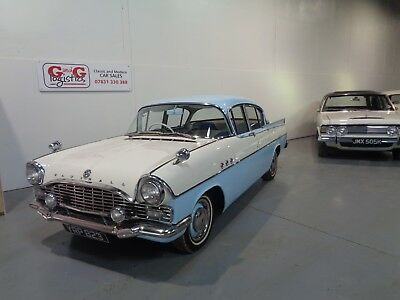 Vauxhall Cresta Pa 2.6 Manual - 58,000 Miles -3 Owners First Owner 40 Years !!