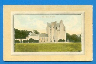 Killochan Castle.postcard