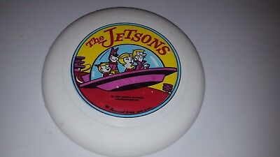 VINTAGE 1982 Hanna Barbera THE JETSONS Outdoor Indoor FRISBEE Imperial TOYS