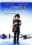Edward Scissorhands (DVD, 2005, Full Screen Anniversary Edition) Johnny Depp