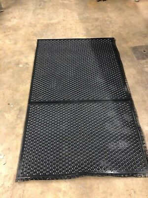 Barefoot ESD Standard Anti-Fatigue Mat 3ft x 8ft