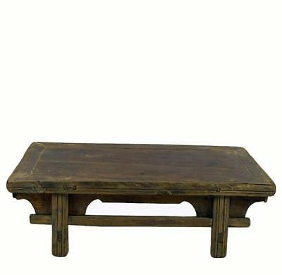 Reclaimed Wood Shandong Accent Table or Coffee Table 1