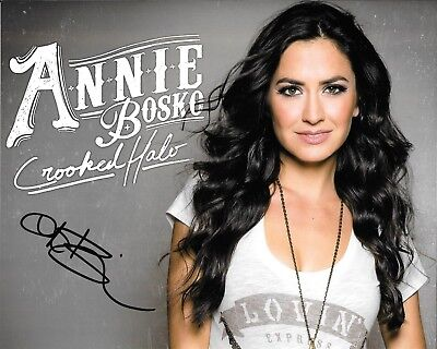 Annie Bosko  Country Music  Autographed / Signed Photo