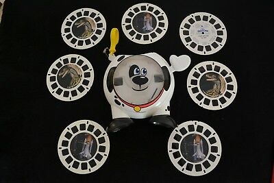 View Master Dog & 7 Viewing Discs 2006 Very Rare Model.