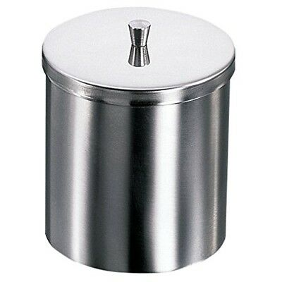 Neolab 1 1182 Jar with Lid in 18/8 Stainless Steel, 700 ml