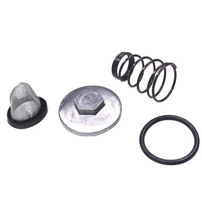 Scooter Drain Plug Set Oil Filter ChineseScooter GY6 150 QMB139 50 80 60