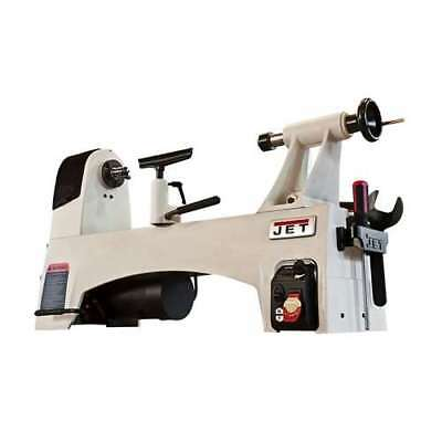 """JET 12x21"""" Variable Speed Bench Top Woodworking Lathe (Without Stand) (Damaged)"""