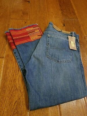 41514df73 Polo Ralph Lauren  The Waverly  Embroidered Crop Jeans Womens Size 29 NWT   298