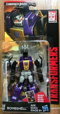 Boxed Hasbro TRANSFORMERS Bombshell 100/% Complete TITANS RETURN Combiner Wars