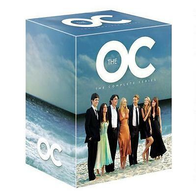 THE OC O.C. COMPLETE SERIES collection CE 28 DVD Set Seasons 1-4 1 2 3 4 New