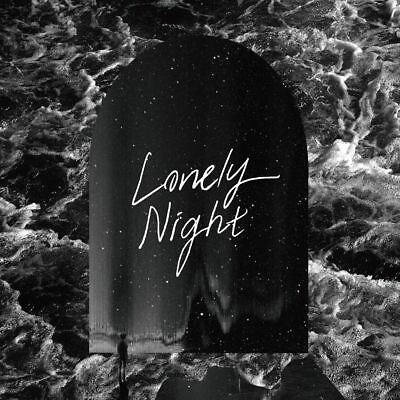KNK[ Lonely Night] (Single Album) CD+Bookletr+Tracking no.