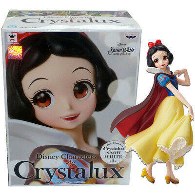 Banpresto Disney Characters Crystalux Snow White 02 PVC Figure