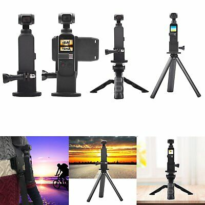 Gimbal Mount Base Backpack Clip Bracket Holder Tripod for DJI Osmo Pocket Camera
