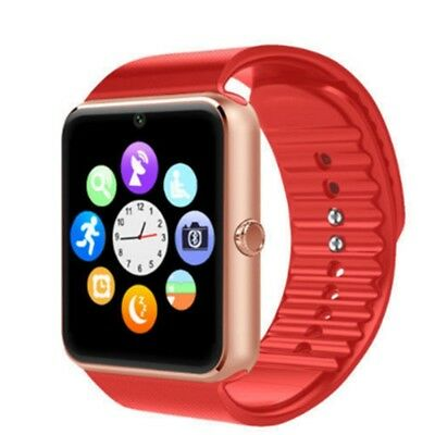 Fitness Smart Watch Tracker Phone & Camera Bluetooth Apple & Android Compatible