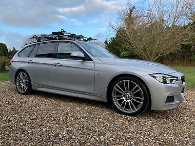 BMW 3 Series 2.0 320D F31 M Sport Touring 2016 LCI Facelift