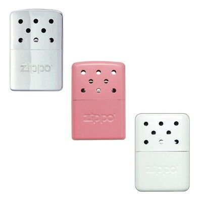 Zippo 6 Hours Camping Emergency Winter Sports Travel Re-Usable Hand Warmer