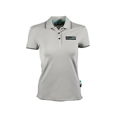 POLO SHIRT Mercedes AMG Petronas F1 Team Formula One 1 NEW! ladies Hamilton