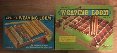 Spears Weaving Looms Size 2 And 3