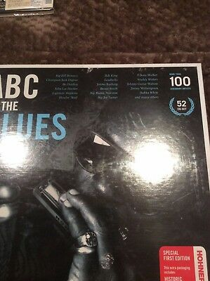 Various Artists-ABC of the Blues (US IMPORT) CD / Box Set NEW