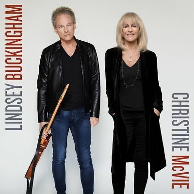 Lindsey Buckingham & Christine McVie (Self Titled) [New & Sealed] Digipack CD