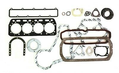 MAHINDRA TRACTOR COMPLETE GASKET SET W/ HEAD 3 CYL 4768/4163/1065/5450 and -0575