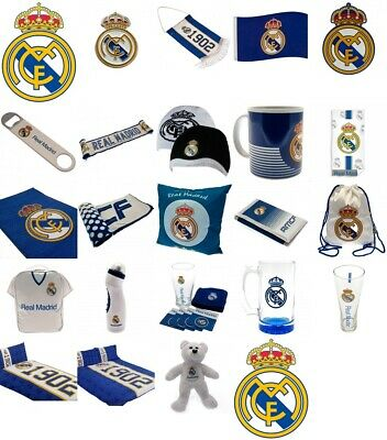 Official REAL MADRID FC Merchandise Galácticos Christmas Birthday Fathers Gift