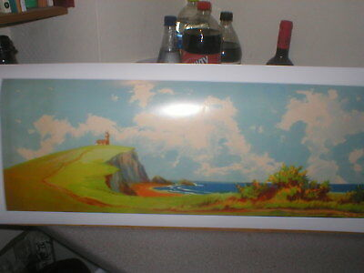 Trix Scenic Backdrops For Layout (Replica) See All Photos