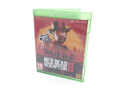 Juego Xbox One Red Dead Redemption 2 4309981