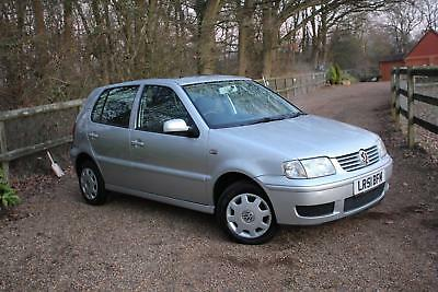 Volkswagen Polo 1.4 auto 2002MY Match PART EXCHANGE TO CLEAR NO MOT